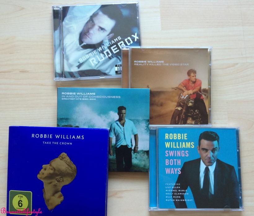 CDs Robbie Williams